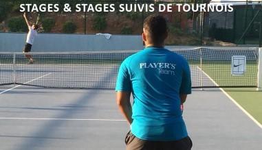 Stage suivis de tournois